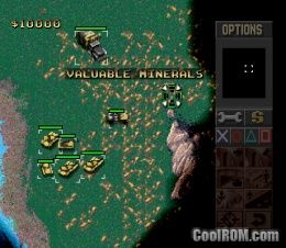 Command Amp Conquer Red Alert Disc 2 Soviet ROM ISO Download For Sony Playstation PSX