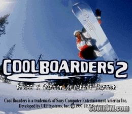Cool Boarders 2 ROM (ISO) Download for Sony Playstation / PSX - CoolROM.com
