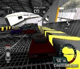 Demolition Racer ROM (ISO) Download for Sony Playstation / PSX - CoolROM.com