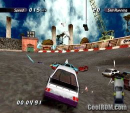 Destruction Derby 2 ROM (ISO) Download for Sony Playstation / PSX - CoolROM.com