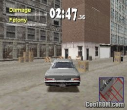 Driver 2 (Disc 2) (v1.1) ROM (ISO) Download for Sony Playstation / PSX - CoolROM.com