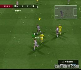 FIFA Soccer 2004 ROM (ISO) Download for Sony Playstation / PSX - CoolROM.com