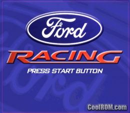 Ford Racing ROM (ISO) Download for Sony Playstation / PSX ...