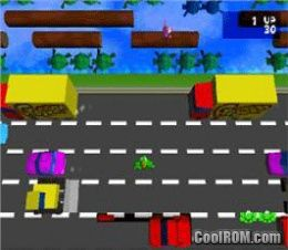 Frogger ROM (ISO) Download for Sony Playstation / PSX - CoolROM.com