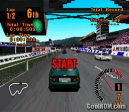 Gran Turismo (v1.1) ROM (ISO) Download for Sony Playstation / PSX - CoolROM.com