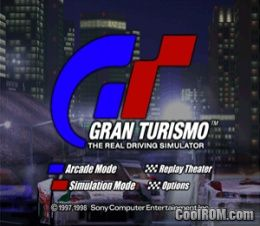 Gran Turismo (Demo) ROM (ISO) Download for Sony Playstation / PSX - CoolROM.com
