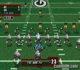 Madden NFL 98 ROM (ISO) Download for Sony Playstation / PSX - CoolROM.com