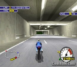 Moto Racer 2 ROM (ISO) Download for Sony Playstation / PSX - CoolROM.com