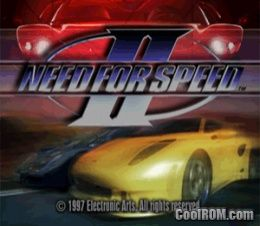 Need for Speed II ROM (ISO) Download for Sony Playstation / PSX - CoolROM.com