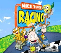 Nicktoons Racing ROM (ISO) Download for Sony Playstation / PSX - CoolROM.com