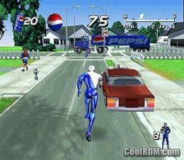 Pepsiman (Japan) ROM (ISO) Download for Sony Playstation / PSX - CoolROM.com