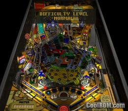 Pro Pinball - Big Race USA ROM (ISO) Download for Sony Playstation / PSX - CoolROM.com