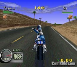 Road Rash 3D ROM (ISO) Download for Sony Playstation / PSX - CoolROM.com