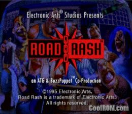Road Rash ROM (ISO) Download for Sony Playstation / PSX - CoolROM.com