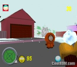 South Park ROM (ISO) Download for Sony Playstation / PSX - CoolROM.com