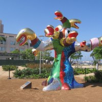 Fun sculptures debut at San Diego waterfront park!