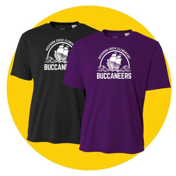 Buckhorn Creek Dry-Fit Shirts