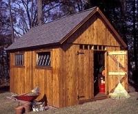 Simple Shed Plans in Building Your Own Outdoor Sheds ...