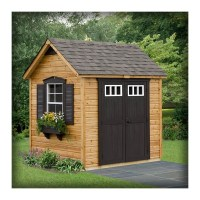 The Many Types and Designs of Outdoor Storage Sheds  Cool ...