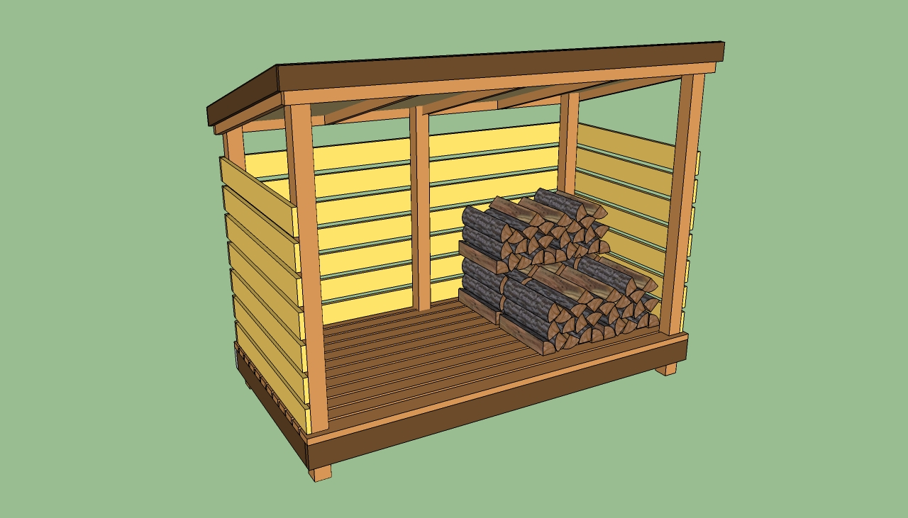 Useful Ideas For Your Wood Shed, How To Build, And Safety