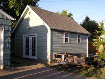 Garage with Workshop Plans
