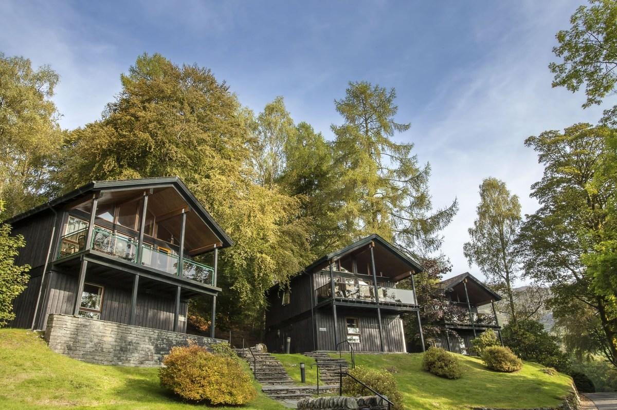Award-winning Langdale Estate Lodges Lake District