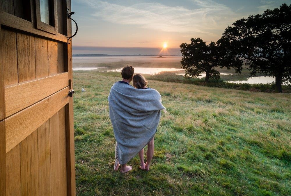 outdoor kitchen bbq diy kits elmley nature reserve - glamping one hour from london ...