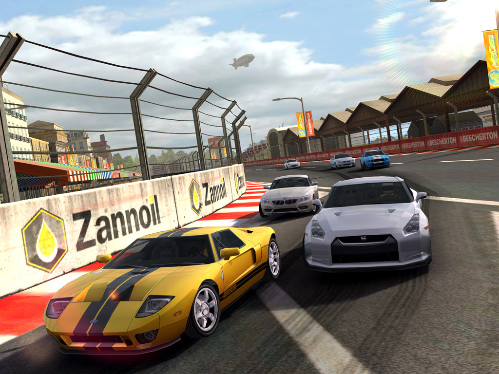10 Best Racing Games For Iphone