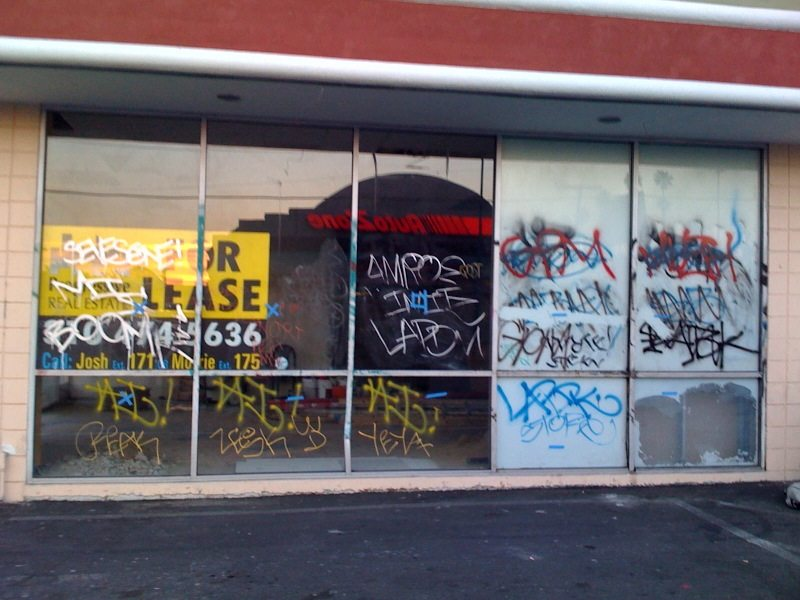Anti Graffiti Films Protect Your Property Brisbane Cooltone