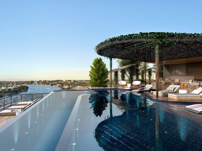 Valencia appartments - Pool Deck