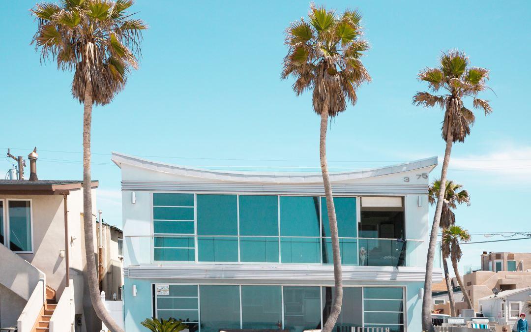 beach house window tint