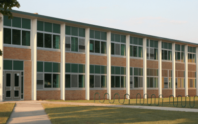 How Adding Window Tint Can Improve a School's Security