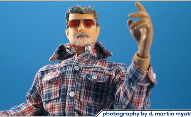 Cool Toy Review Hot Toys The Director George Lucas Famous