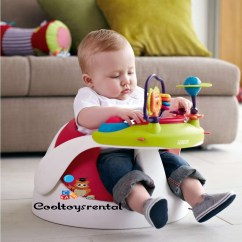 Swing Chair Mamas And Papas Office Furniture Chairs Baby Snug Floor Seat With Play Tray  Red