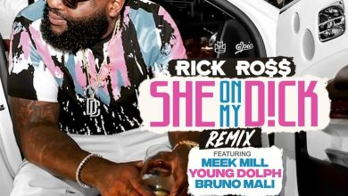 Photo of Rick Ross – She on My Dick (Remix) [feat. Meek Mill, Young Dolph & Bruno Mali] (iTunes Plus) (Single) (2017)