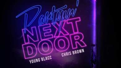 Photo of Young Blacc & Chris Brown – Partyin' Next Door (Single)  (iTunes Plus) (2018)