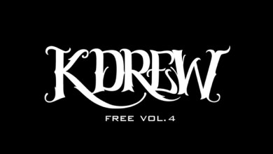 Photo of KDrew – Free, Vol. 4 – EP (iTunes Plus) (2012)