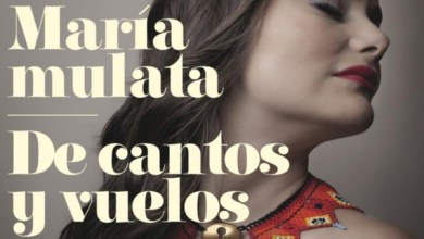 Photo of Maria Mulata – De Cantos y Vuelos (iTunes Plus) (2012)