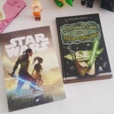 Um Novo Amanhecer e O Estranho Caso do Yoda de Origami