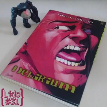 Delirium, de Carlos Patricio