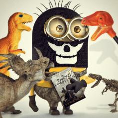 Os Senhores de Dinossauros (Promocional 02)
