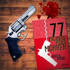 77 Páginas para Morrer (Promocional 02)