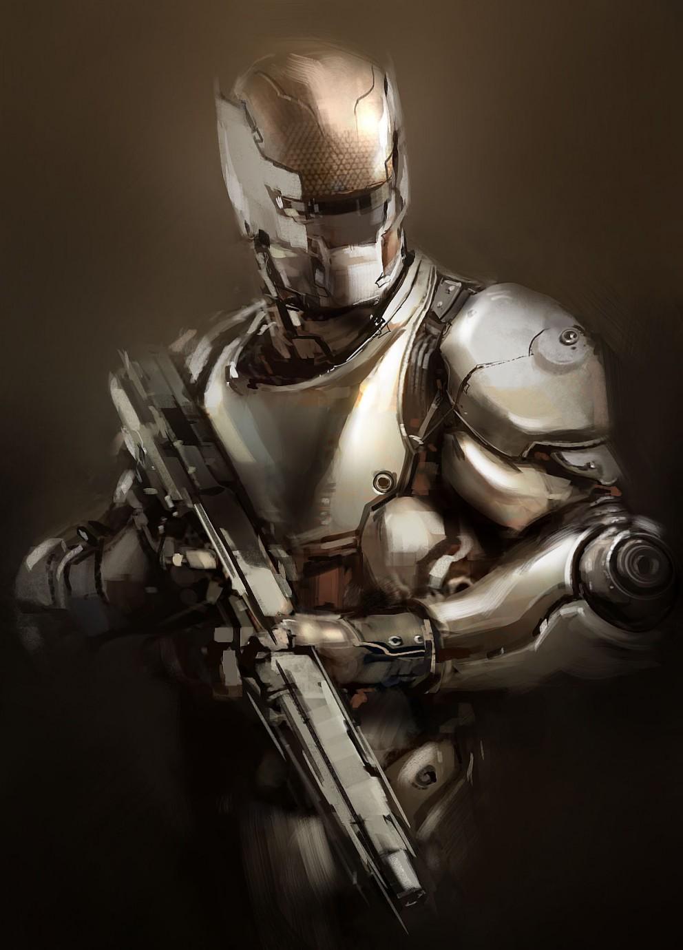 soldier_by_gryphart   coolvibe - digital artcoolvibe – digital art