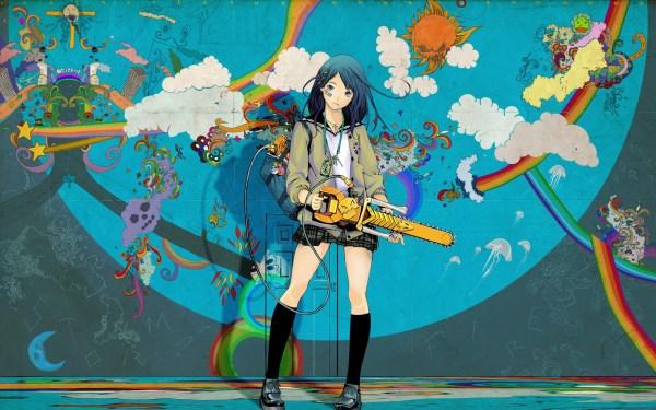 Amazing Digital Art Anime