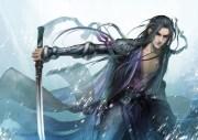 sword of wind - anime fantasy