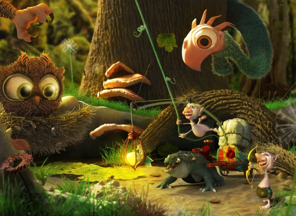 Magical Fairy Tale Creatures