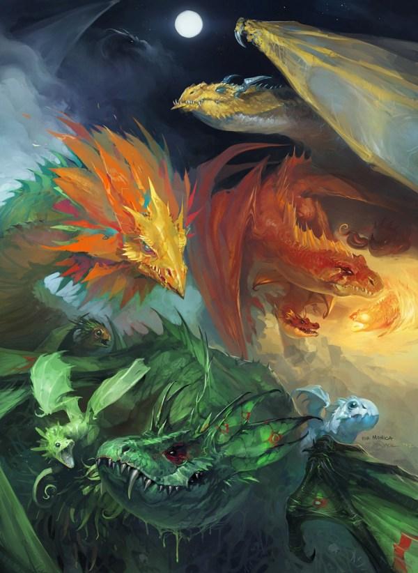 Dragon Fan Art deviantART