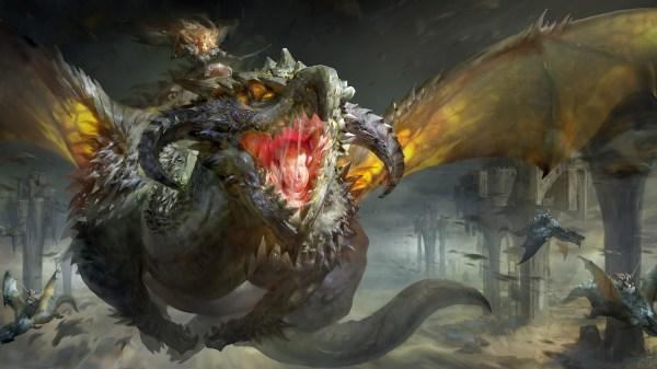 Fantasy Art Sistherhood Of Dragon - 2d Digital