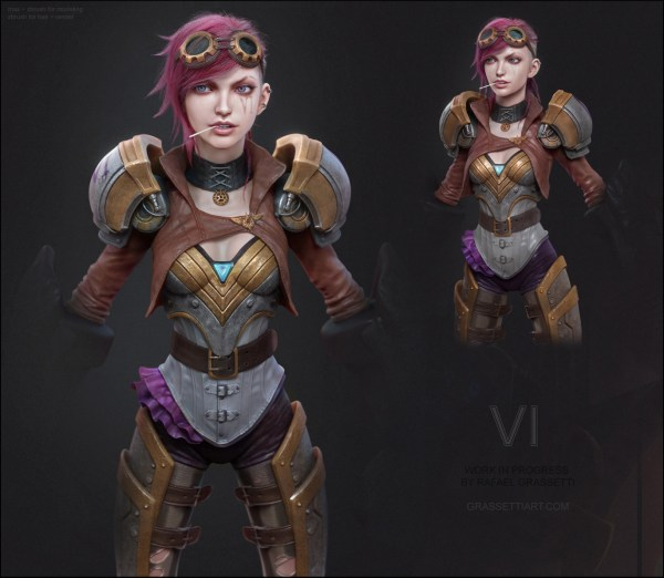 Video Game Art Vi - 3d Videogamescoolvibe Digital
