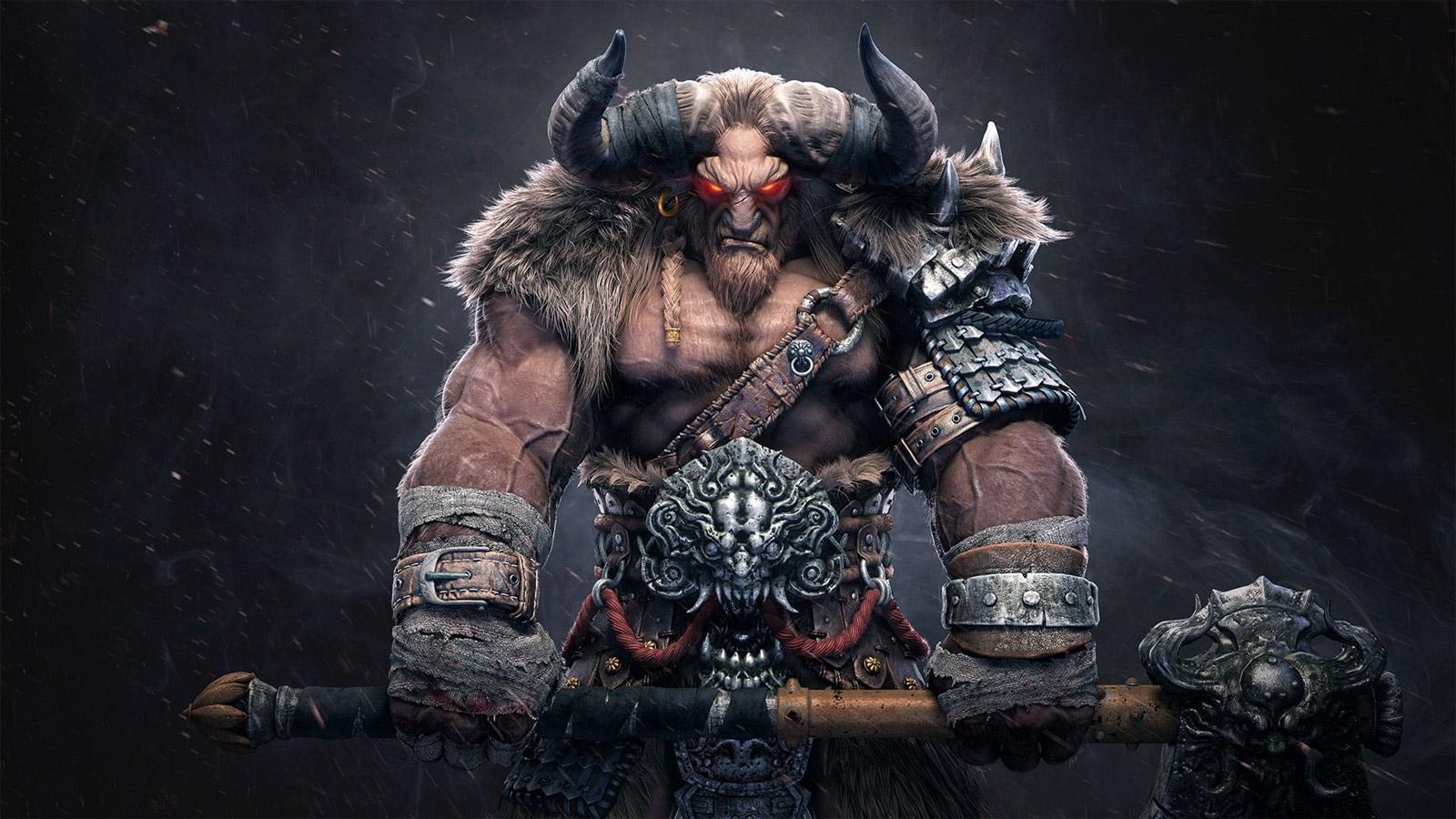 China Girl Wallpaper Full Hd Fantasy Art Bull Demon King 2d Digital Fantasycoolvibe